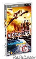 STEALTH feat. Wipeout Pure STEALTH edition (UMD+PSP Game)(UMD Video)(Japan Version)