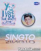Y I Love You Fan Party : Badge - Singto Prachaya
