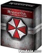 Resident Evil (4K Ultra HD + Blu-ray) (Limited Edition) (Taiwan Version)