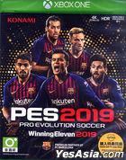 Pro Evolution Soccer 2019 (亚洲中文版)
