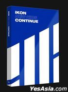 iKON Mini Album - NEW KIDS: CONTINUE (Blue Version)