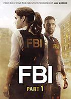 FBI: Season 1 (DVD Box) (Part1) (Japan Version)