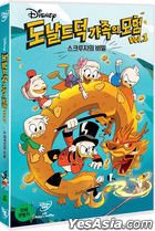 Ducktales: Woo-oo (DVD) (Korea Version)