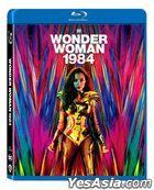 Wonder Woman 1984 (2020) (Blu-ray) (Hong Kong Version)