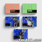 SuperM Vol. 1 - Super One (SUPER + ONE + UNIT A + UNIT B + UNIT C Versions) (5-Disc)