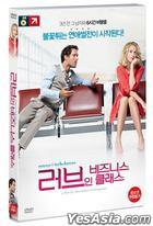 Amour & Turbulences, Love Is In The Air (DVD) (Korea Version)