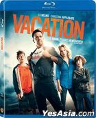 Vacation (2015) (Blu-ray) (Hong Kong Version)
