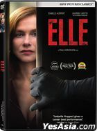 Elle (2016) (DVD) (US Version)