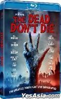 The Dead Don't Die (2019) (Blu-ray) (Hong Kong Version)