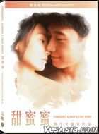 Comrades, Almost a Love Story (1996) (DVD) (Remastered Edition) (Hong Kong Version)