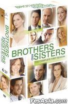Brothers & Sisters Season 1 (DVD) (Box Set) (Korea Version)