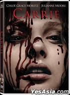 Carrie (2013) (DVD) (Hong Kong Version)