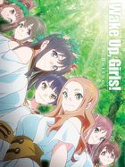 Movie Wake Up, Girls! Beyond the Bottom (Blu-ray+CD) (First Press Limited Edition)(Japan Version)