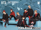 FACE YOURSELF [Type C] (ALBUM + PHOTOBOOK] (First Press Limited Edition) (Taiwan Version)