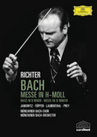 BACH:MESSE IN H-MOLL (Japan Version)