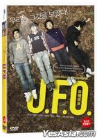 U.F.O. (DVD) (First Press Limited Edition) (Korea Version)