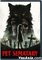 Pet Sematary (2019) (DVD) (US Version)