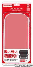 Nintendo Switch Lite Semi Hard Pouch (珊瑚色) (日本版)