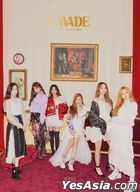 (G)I-DLE Mini Album Vol. 2 - I made + Poster in Tube