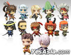 One Coin Grande Figure Collection : Sengoku Basara Chapter Heroes Gather