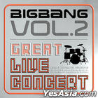 Big Bang : 2nd Live Concert Album - The Great