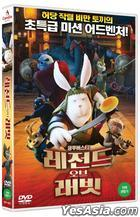 Legend Of A Rabbit (DVD) (English Subtitled) (Korea Version)