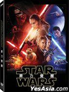 Star Wars: Episode VII - The Force Awakens (2015) (DVD) (Taiwan Version)