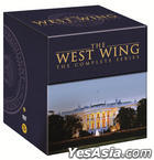 The West Wing : The Complete Series (DVD) (45-Disc) (Limited Edition) (Korea Version)