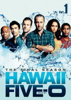 Hawaii Five-0 The Final Season DVD BOX Part 1 (Japan Version)