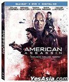American Assassin (2017) (Blu-ray + DVD + Digital HD) (US Version)
