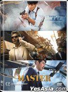 Master (2016) (DVD) (Hong Kong Version)