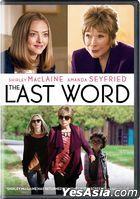 The Last Word (2017) (DVD) (US Version)