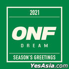 ONF 2021 Season's Greetings - DREAM