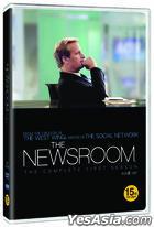 The Newsroom Season 1 (DVD) (4-Disc) (Korea Version)