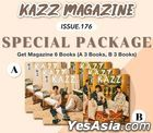 KAZZ Vol. 176 - Earth-Mix (Special Package)