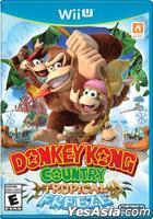 Donkey Kong Country Tropical Freeze (Wii U) (US Version)