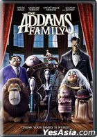 The Addams Family (2019) (DVD) (US Version)