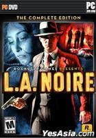 L.A. Noire (The Complete Edition) (英文版) (DVD 版)