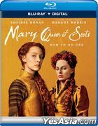 Mary Queen of Scots (2018) (Blu-ray + Digital) (US Version)