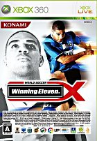 WORLD SOCCER Winning Eleven X (Japan Version)