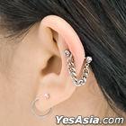G-Dragon Style - Drian Cartilage Earring (Black)