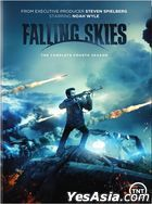 Falling Skies (DVD) (The Complete Fourth Season) (TNT TV Drama) (US Version)