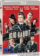 Jojo Rabbit (Blu-ray) (Slip Case Limited Edition) (Korea Version)