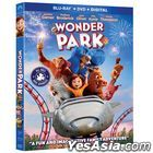 Wonder Park (2019) (Blu-ray + DVD + Digital) (US Version)