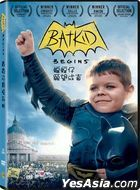 Batkid Begins (2015) (DVD) (Hong Kong Version)