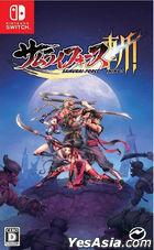 Samurai Force Shing! (Japan Version)