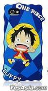 One Piece - OneMagic  iPhone 5/5s Cover (Blue New World Chopper)