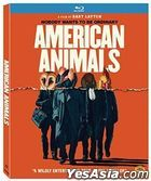 American Animals (2018) (Blu-ray) (US Version)