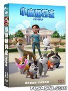 Trouble (2019) (DVD) (Taiwan Version)