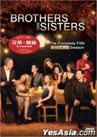 Brothers & Sisters (DVD) (The Complete Fifth Season) (Hong Kong Version)